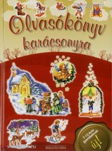 Lukács Zoltán: Olvasókönyv karácsonyra ÚJ! (*712H)