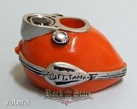 Biker Butt Headz - Tank-Butt head. cigaretta tartó, füst elnyelő figura, toll és ceruzatartó.