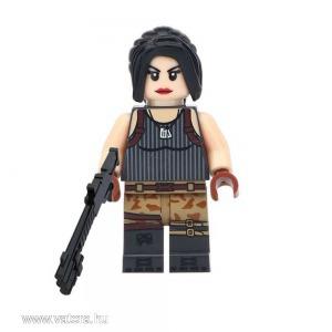 Fortnite, Female Special Soldier minifigura - KÉSZLETRŐL!