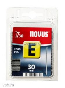 Novus tűzőszegek E J 30 mm 2600 db - Vatera.hu Kép