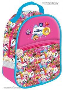 Jégvarázs Emoji táska, hátizsák 2 részes 24 cm