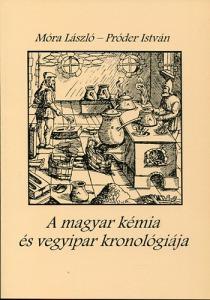 A magyar kémia és vegyipar kronológiája