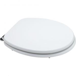 Fehér WC ülőke (MDF)