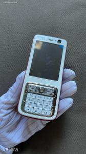 Nokia N73 - kártyafüggetlen - piros