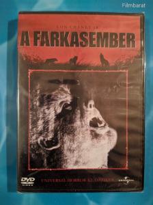 A Farkasember ( 1941 ) DVD Új!