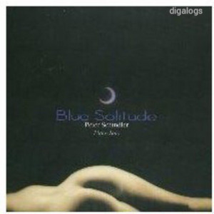 Peter Schindler Blue Solitude CD Új!