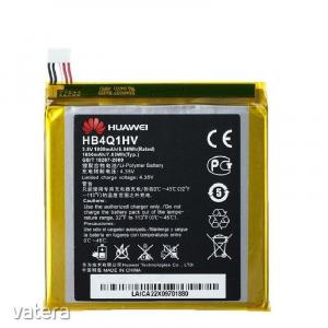 Huawei HB4Q1HV (P1) gyári akkumulátor Li-Ion Polymer 1800mAh