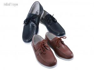 Vitorlás cipő 40-44-es méretben 2 színben
