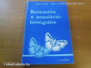 Edward O. Wilson, William H. Bossert: Bevezetés a populációbiológiába (*510) Kép