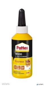 """Ragasztó, folyékony, 75 g, HENKEL """"Pattex Palma Fa Expressz"""""""