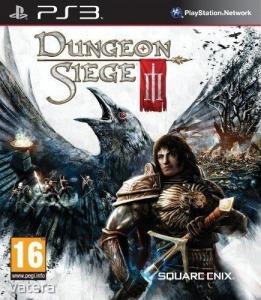 PS3  Játék Dungeon Siege III
