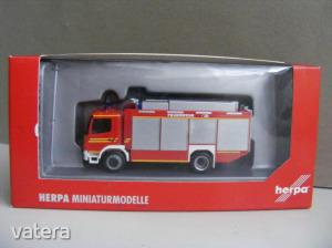 I991 H0 1:87 Herpa 047715 MB Atego 04 RW Feuerwehr