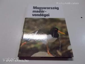 Haraszthy László (szerk.): Magyarország madárvendégei (*83)