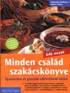 Minden család szakácskönyve