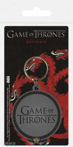 Game of Thrones. Logo. kulcstartó