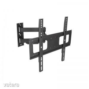 SHO 3600 SLIM Falikonzol     - Kihúzható univerzális TV tartó