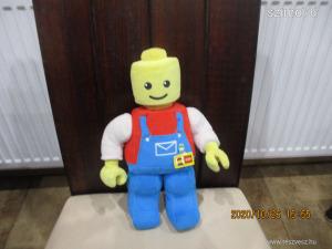 Lego plüssfigura (D163.)