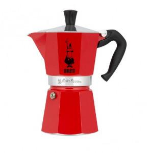 Bialetti 0004943 Moka Express Red Kávéfőző 6 személyes