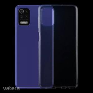 LG K42 / K52, vékony, átlátszó szilikon tok