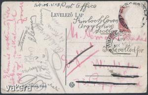 Felvidék, Fülek  1908 - 1100 Ft - (meghosszabbítva: 2912875697) Kép