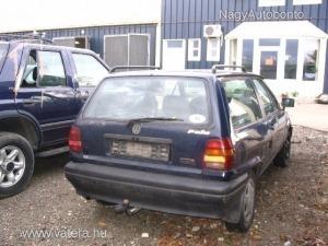 VW Polo II gyújtáskapcsoló kulccsal