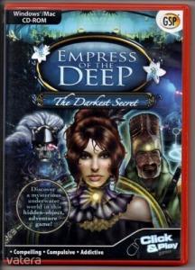 PC  Játék Empress of the Deep - The dark secret