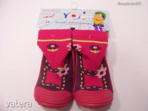 Gumitalpú papucs (26,27)