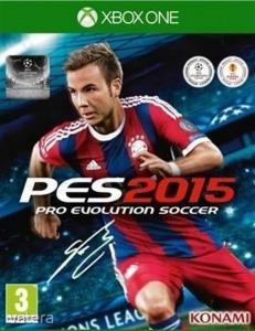 XBOX One Játék Pro Evolution Soccer PES 2015 - A
