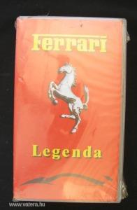Ferrari - legenda vhs kazetta
