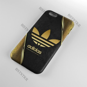 Adidas mintás Samsung Galaxy A40 tok hátlap tartó