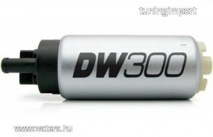 DeatschWerks DW300 üzemanyag pumpa - benzinpumpa Mitsubishi EVO VIII/IX 340lph