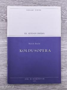 Koldusopera - Bertolt Brecht