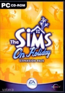 PC  Játék The Sims - On holiday extension pack