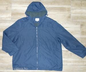 W B polárral bélelt férfi átmeneti kabát XXL-es 4f103282b5