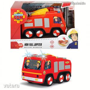 Sam a tűzoltó Jupiter játékautó