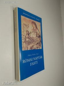 Publius Ovidius Naso: Római naptár - Fasti (*88)