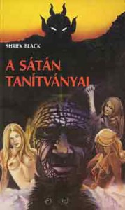 Shriek Black: A sátán tanítványai