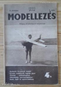 Modellezés folyóirat 1960 / II. évfolyam 7. szám (*79)