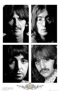 The Beatles - White Album. plakát, poszter