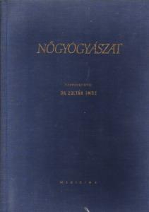 Dr. Zoltán Imre (szerk): Nőgyógyászat