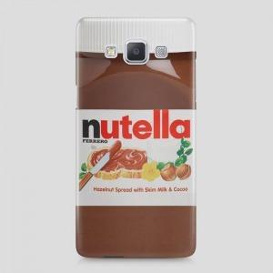 Nutella mintás Samsung Galaxy S6 Edge tok