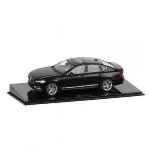 Volvo Modellautó, volvo s90 1:43 (fekete)