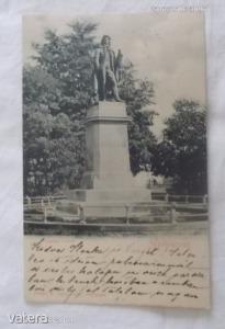 Debreczen / Csokonai szobor 1901 / Debrecen (*79)