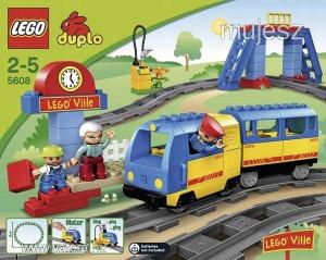 LEGO Duplo 5608 vasút, vonat készlet