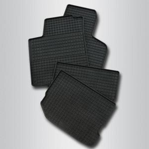 Honda Autószőnyeg gumiból, peremes, honda civic 5 ajtós 2006-2012