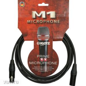 Klotz - mikrofonkábel 1 m Neutrik XLR3M - XLR3F