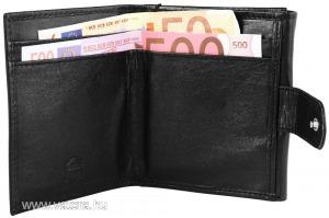 Akzent valódi bőr férfi pénztárca