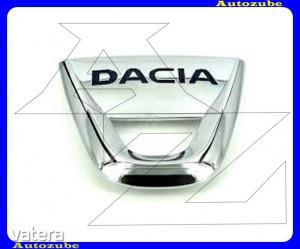 DACIA  DOKKER  2012.11-től  /K67/  Embléma    DACIA    (Gyári  alkatrész)    /RENDELÉSRE/