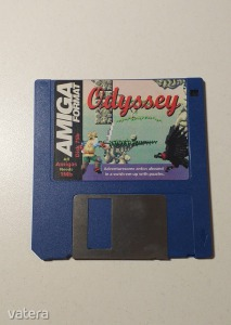 AMIGA Játék Odyssey - DEMO - G