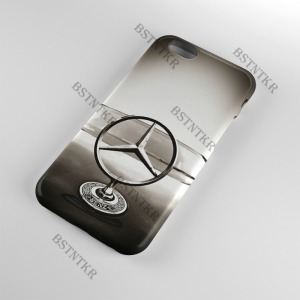 Mercedes mintás Samsung Galaxy S7 Edge tok hátlap tartó - 2990 Ft Kép